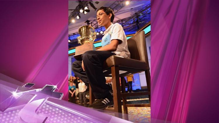 Entertainment News Pop: Jimmy Kimmel Challenges Spelling Bee Winner to JKL 10th Annual Spelling Bee