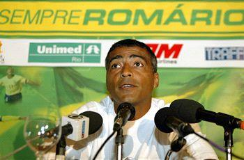 Brazil legend Romario slams World Cup costs