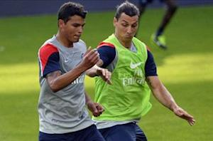 Thiago Silva: Ibrahimovic playing better than Ronaldo, Messi