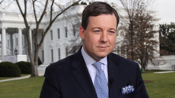 Fox's correspondent on front lines with Obama