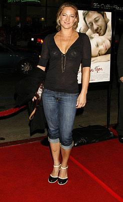 Zoe Bell at the Los Angeles premiere of Warner Brothers Pictures' P.S. I Love You