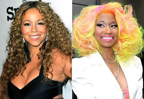 Mariah Carey: There's No American Idol Feud With Nicki Minaj -- Yet!