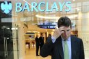 File photo of Barclays PLC President Diamond waiting to pose for photographs after being named as the company's next chief executive officer in London