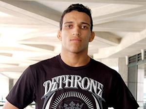 Charles Oliveira vs. Jeremy Larsen at UFC 166 After Their Initial Opponents Sidelined with Injuries