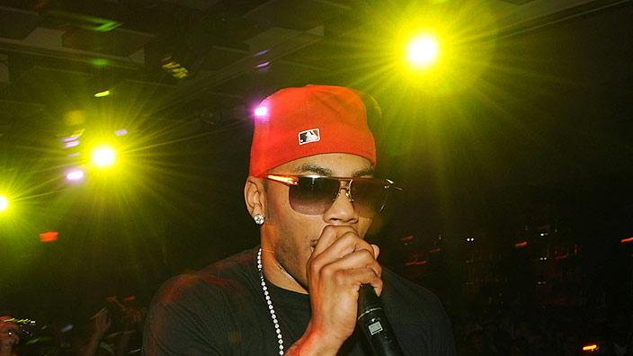 Nelly Vegas Performance