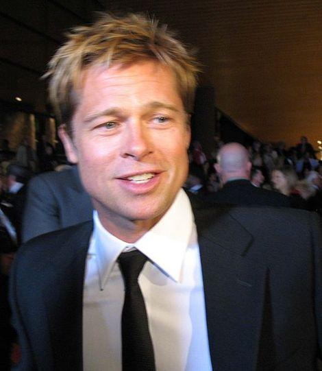 Brad Pitt Channels Chanel No. 5  and Joins Bevy of Other Chanel Celebs!