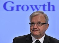 &lt;p&gt;EU Commissioner for Economic and Monetary Affairs Olli Rehn. &quot;Many observers felt it was all over for Greece (and its) ... remaining in the eurozone. As year-end approaches, we know that these Casandras were wrong,&quot;says Rehn&lt;/p&gt;