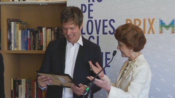 In Cannes:  MEDIA Prize awarded to Thomas Vinterberg