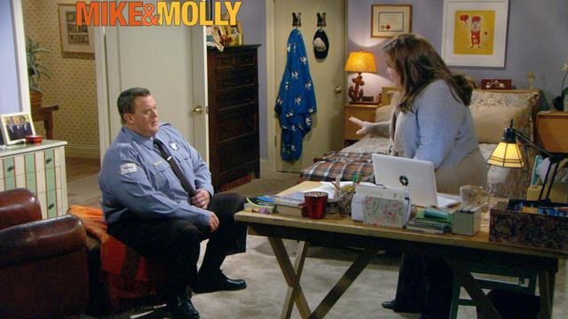 Mike & Molly - The Uninvited Guest