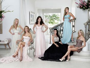 All six &quot;Beverly Hills&quot; Housewives are back for Season 2 (Richard McLaren/Bravo)