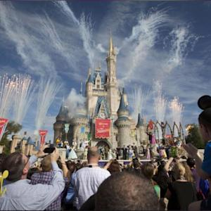 Disney Profit Gains On Theme Parks, Toys