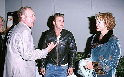 James Caan , Scott Caan and Ellen Burstyn at the Beverly Hills premiere of Miramax's The Yards