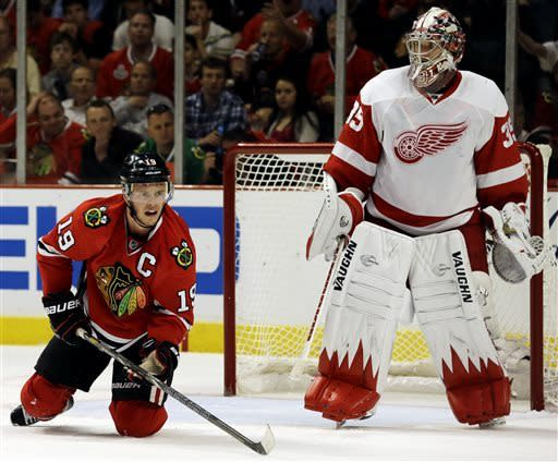 Blackhawks-Red Wings Preview