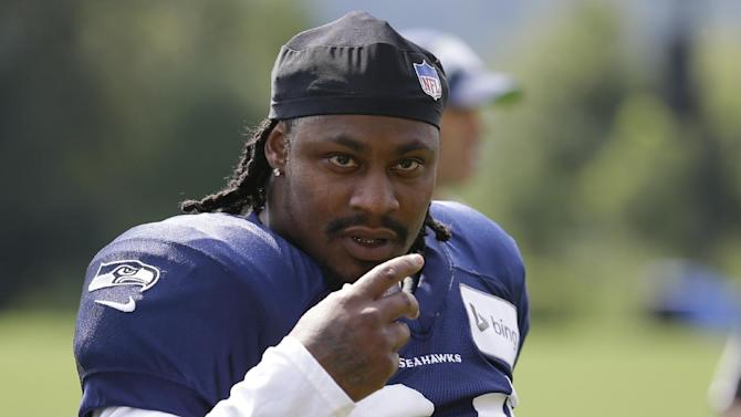 Police clear Marshawn Lynch