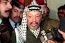 Yasser Arafat in 1993