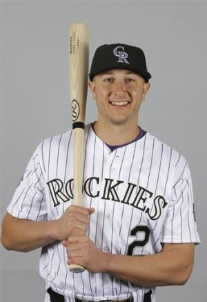 Tulowitzki hits 2-run single, Rockies beat Rangers