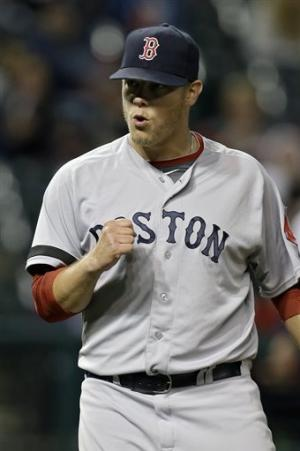 Red Sox win 5th straight, 6-3 over Indians