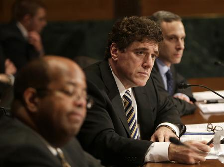George, Miller and Shulman testify before Senate Finance Committee in Washington