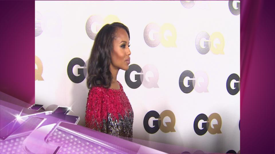 Entertainment News Pop: Kerry Washington Left Speechless by Historic Emmy Nom