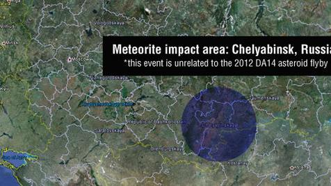 Russian Meteor Fallout: Boosting Asteroid Search May Not Help, Scientist Says