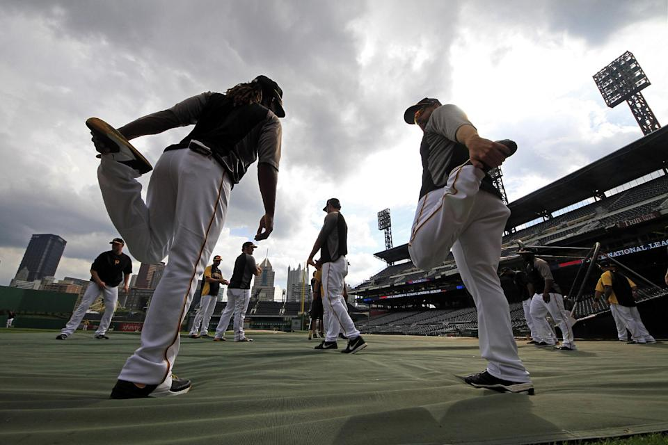 Cardinals-Pirates Preview