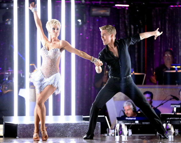 Kellie Pickler and Derek Hough&nbsp;&hellip;