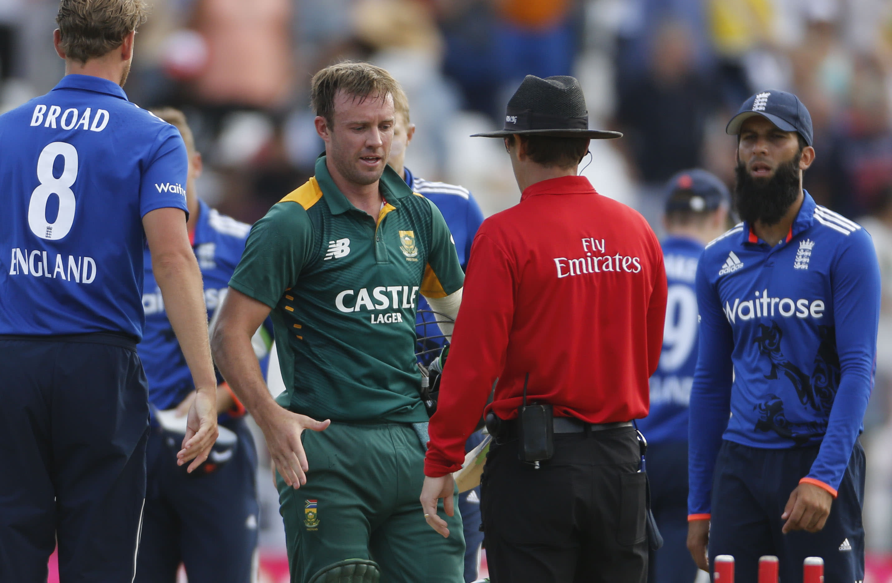 SAfrica back from 2-0 down to win ODI series over England