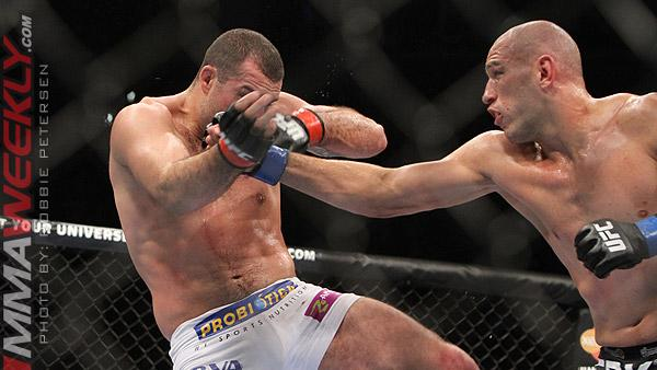 Brandon Vera Returns to Heavyweight to Face Ben Rothwell at UFC 164