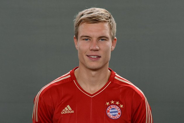 Bayern Munich's Holger Badstuber has won 30 caps for Germany