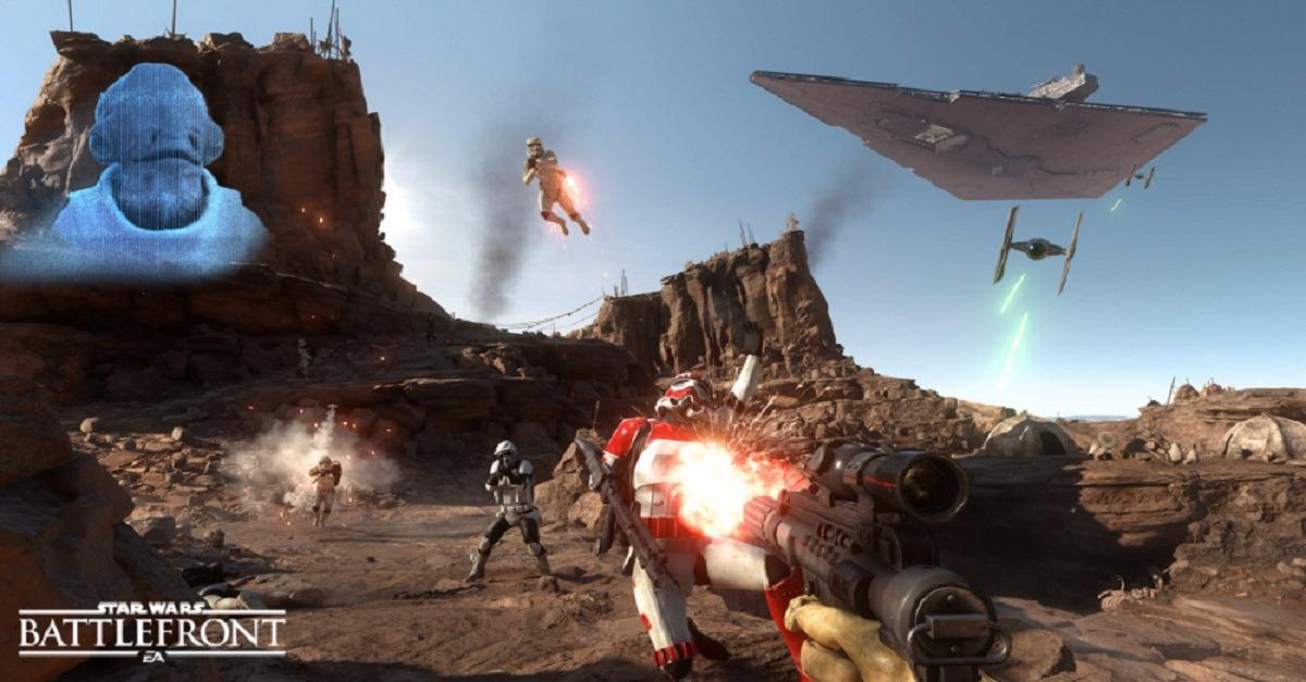 Star Wars Battlefront: Fun because it's Star Wars