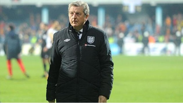 World Cup - Hodgson plea to fans over chants