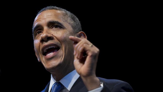 Obama: Income inequality a defining challenge