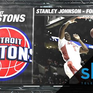 Pistons Select Arizona's Stanley Johnson | NBA Draft Hype Video