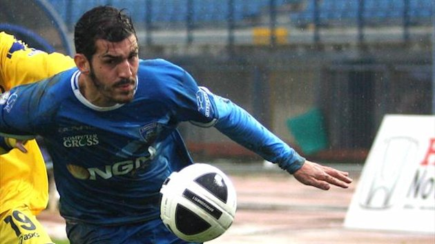 Saponara_Serie B_Empoli_2012/13