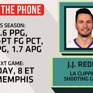 J.J. Redick talks state of the Clippers
