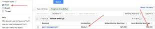 Findable Content Marketing: 3 Google Keyword Tool Tips image Shareable content marketing broad match