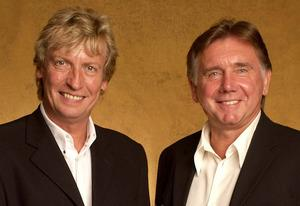 Nigel Lythgoe, Ken Warwick | Photo Credits: M. Caulfield/WireImage/Getty Images
