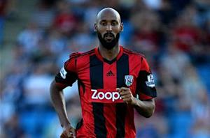 West Brom striker Anelka to miss Everton clash on compassionate grounds