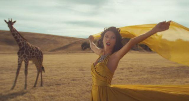 "Taylor Swift's ""Wildest Dreams"" video plays into every African stereotype"