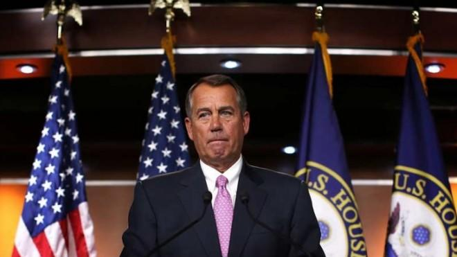 "John Boehner and Co. ""seem to hope a deal will be born by way of immaculate conception,"" says The New York Times' Paul Krugman."