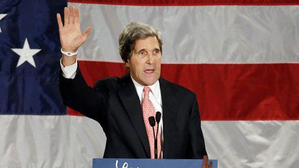 John Kerry's Name Being Floated for Defense Secretary, Not State