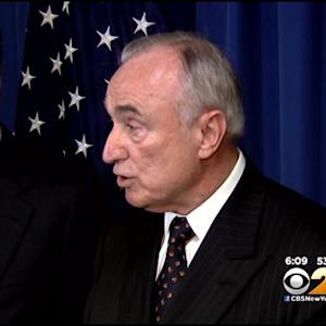Under Pressure, Commissioner Bratton Puts New Faces On NYPD Training