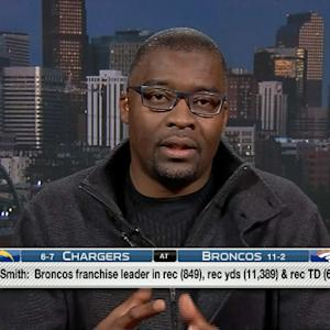 Rod Smith: Home field is very important for Denver Broncos