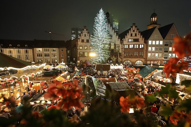 Christmas Markets Open Across Germany