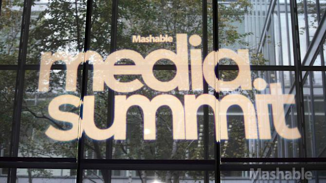 Don't Miss These Highlights From Mashable Media Summit 2012