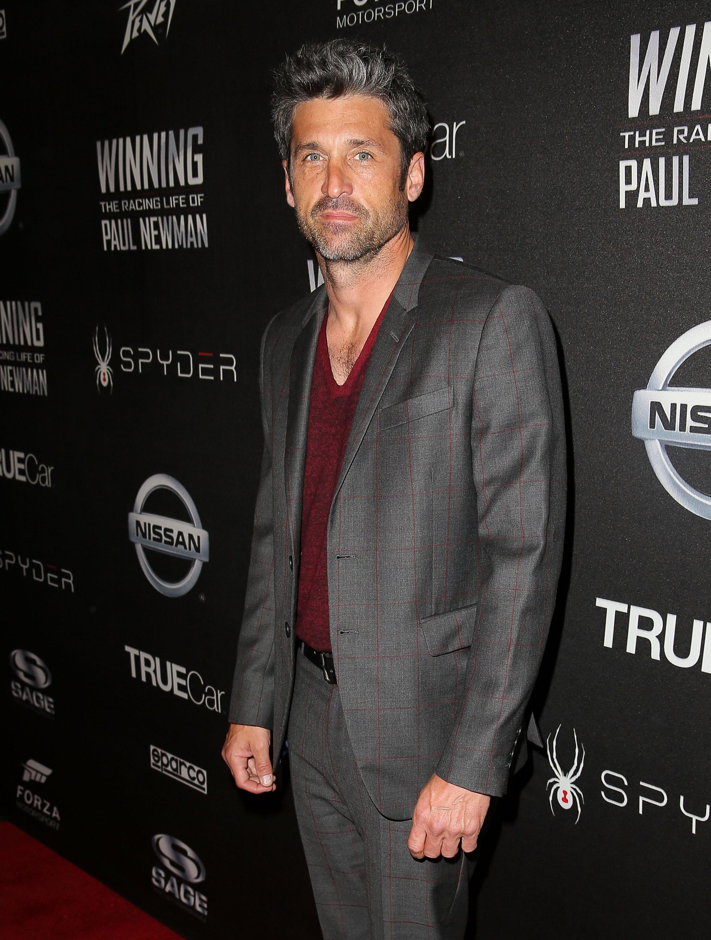 Patrick Dempsey, Jay Leno Weigh in on Paul Newman in Racing Documentary