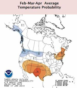 What the Next 3 Months Will Look Like, Climate-Wise