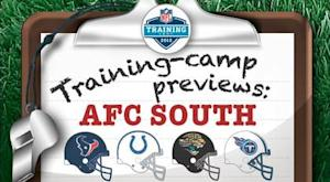 AFC South training-camp reports