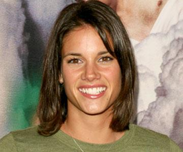 Missy Peregrym at the Hollywood premiere of New Line's Tenacious D in: The Pick of Destiny