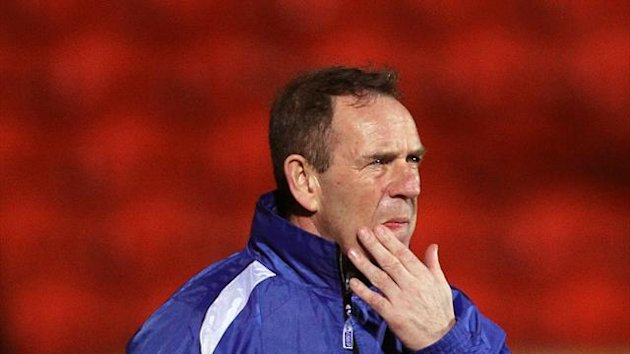 Kenny Shiels was glad to see his team execute his plan on Saturday